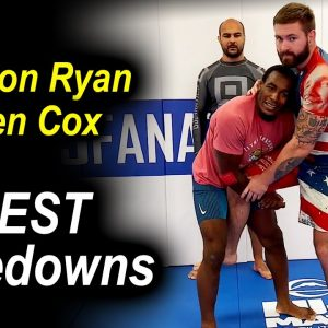 Amazing Wrestling Takedowns For Grapplers by Jayden Cox and Gordon Ryan