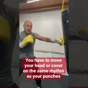 One Simple Tip to Make you Harder to Hit #boxing