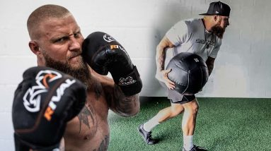 2 Exercises to Increase Punching & Kicking Power for MMA & Combat Sports | Phil Daru
