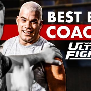 The 10 Best Coaches On The Ultimate Fighter Ever