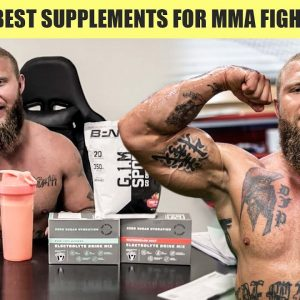 The Best Supplements for MMA Fighters That Actually Work | Phil Daru