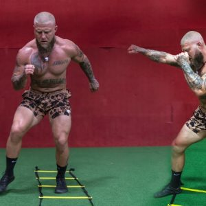 Try These Agility Ladder Drills for MMA & Boxing | Phil Daru