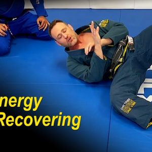 How To Save Energy In Jiu Jitsu When Recovering Guard by Stephen Whittier