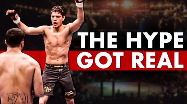 10 MMA/UFC Fights That Made Fans Jump On The Hype Train