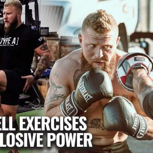 Top Dumbbell Exercises to Increase EXPLOSIVE POWER for Combat Sports | Phil Daru