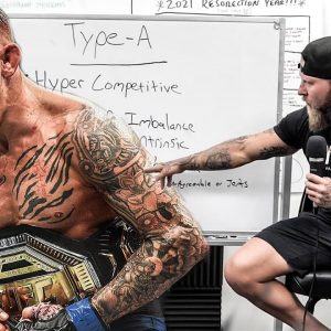 Common Traits Found in Successful Fighters | The Personality of Athletes