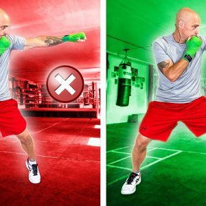 Don't Pivot Your Hips on the Jab | This is what you SHOULD do!