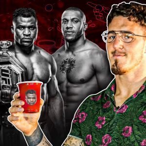 UFC Fighter Tom Aspinall Breaks Down the Heavyweight Division...Beer Pong Edition