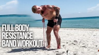 Full-Body Resistance Band Workout | Phil Daru