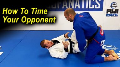 How To Time Your Opponent In Jiu Jitsu by John Frankl