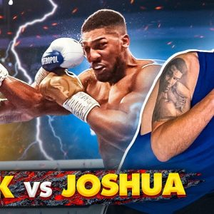 How Usyk beat Joshua | Smaller fighters NEED this!