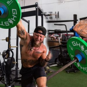 Landmine Exercises to Increase Power for Combat Sports | Phil Daru