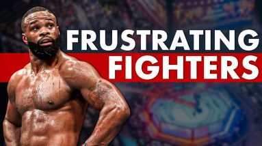 The 10 Most Frustrating Fighters to Watch In MMA Ever