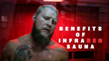 Why You SHOULD use Infrared Sauna's for Peak Performance| Phil Daru