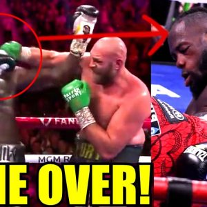 MMA Community React to Tyson Fury's Brutal Knockout Victory over Deontay Wilder,UFC Vegas 39 results