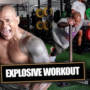 Explosive Power Workout for MMA with Hector Lombard | Phil Daru