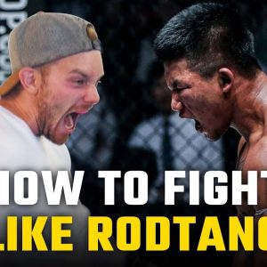 How to fight like RODTANG