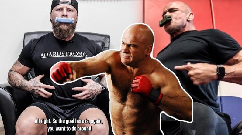 Strengthen Your Diaphragm for MMA Performance | Phil Daru
