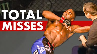 The 10 Biggest Ref Misses In MMA Fights