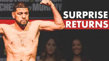 The 10 Most Unexpected Returns in MMA History