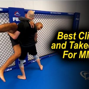 The Best Clinch And Takedown For MMA by Matt Lindland