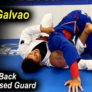 The Unstoppable Way To Take The Back From Closed Guard by Mica Galvao